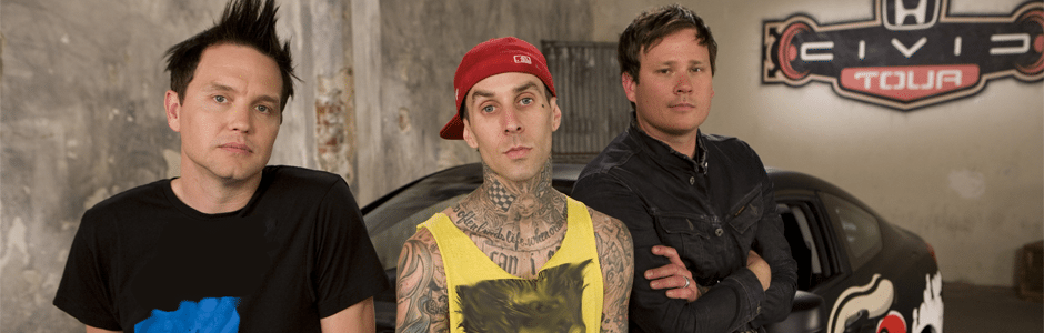 Travis Barker over veelbelovende toekomst Blink-182