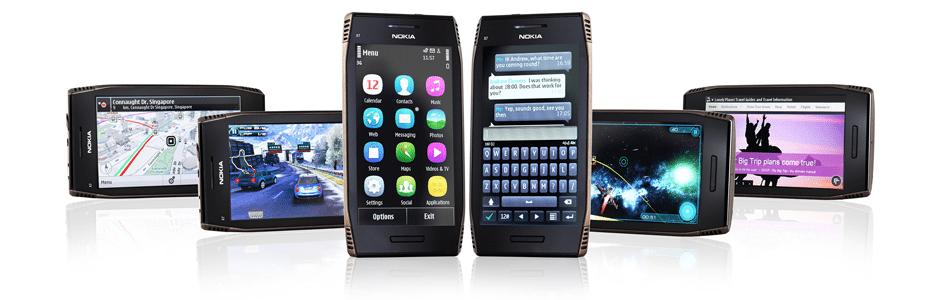 Win: de Nokia X7 met Symbian Anna
