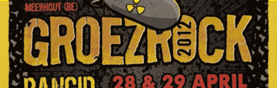 Groezrock maakt data 2013 bekend