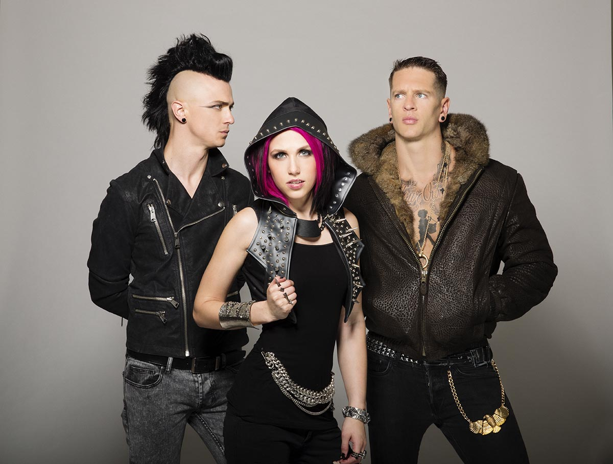 Nieuwe videoclip Icon For Hire