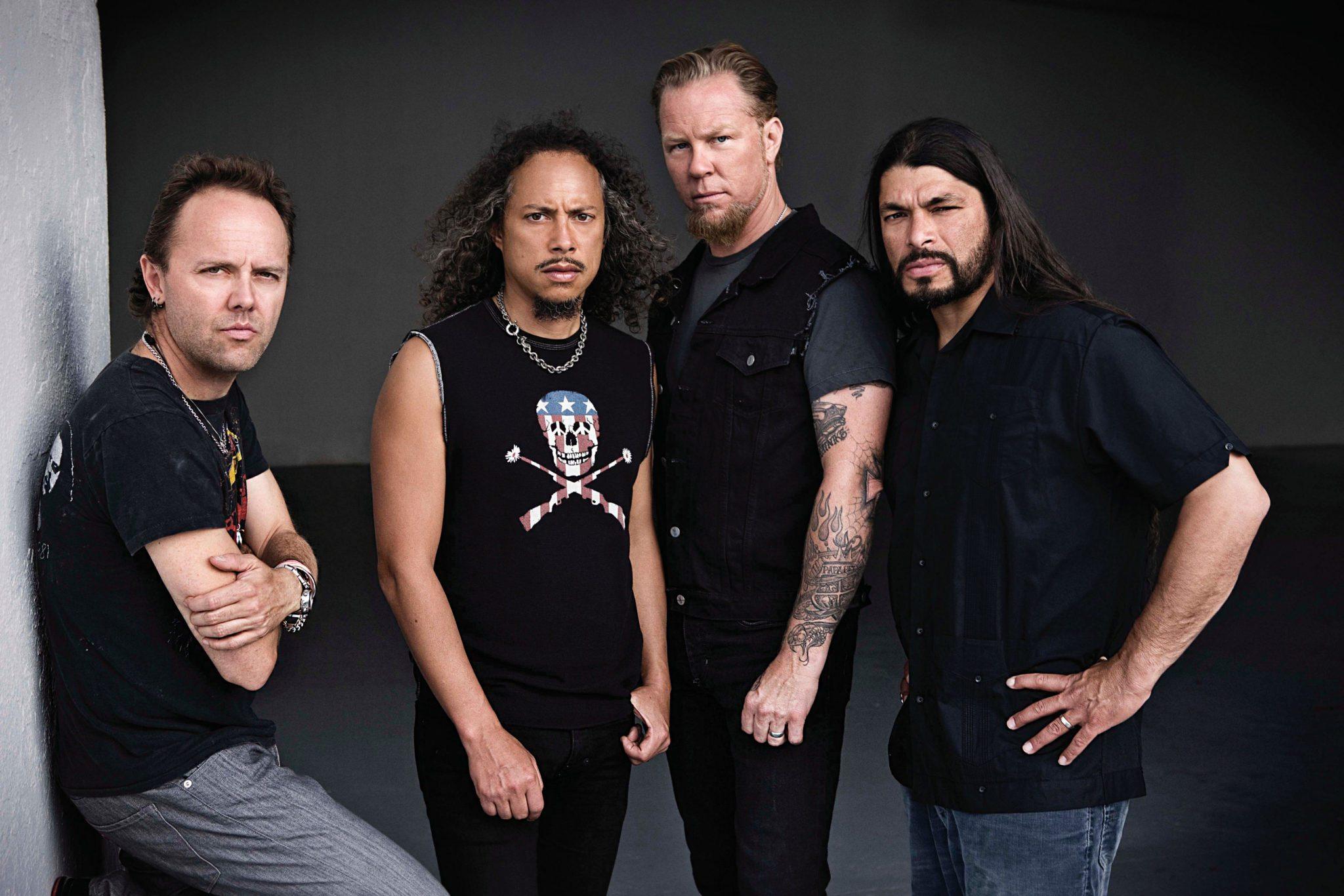 Metallica streamt volledig optreden