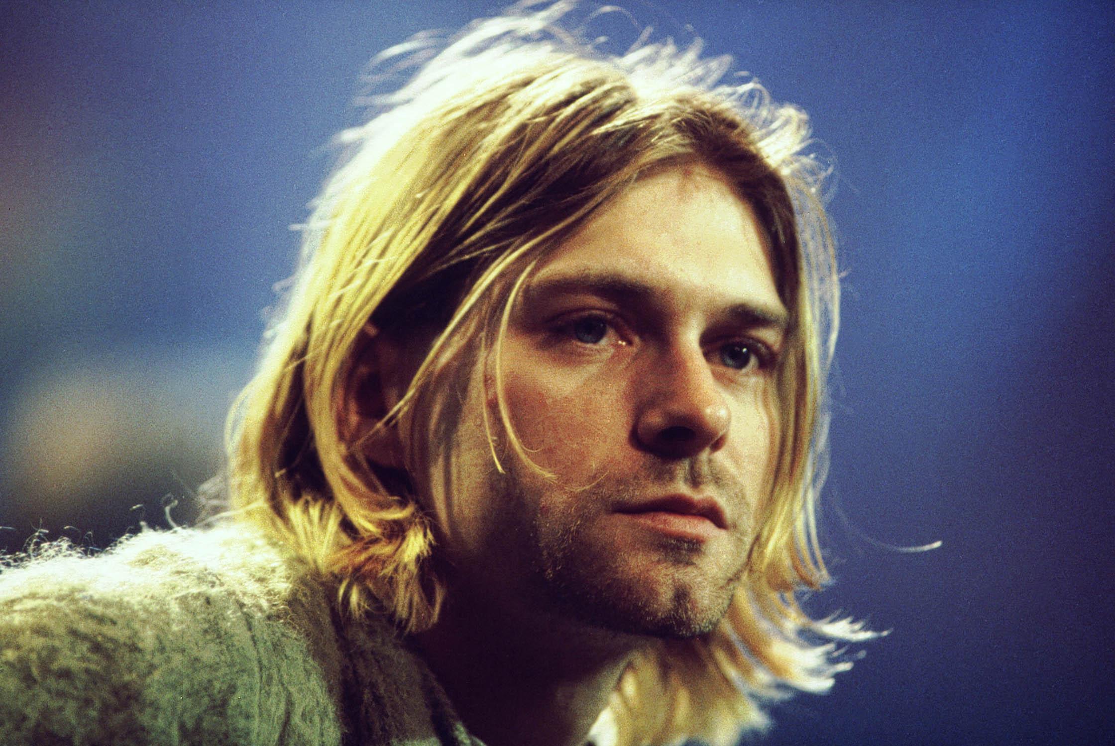 Video: fragment van docu over Kurt Cobain
