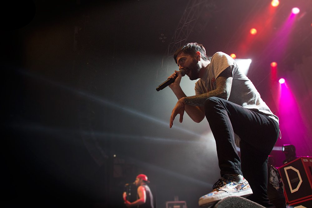 Voorprogramma A Day To Remember bekend