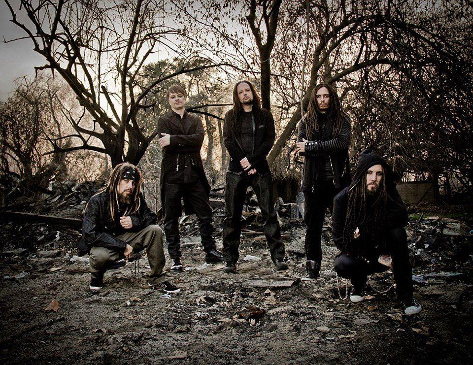 Korn met Heaven Shall Burn naar Nederland