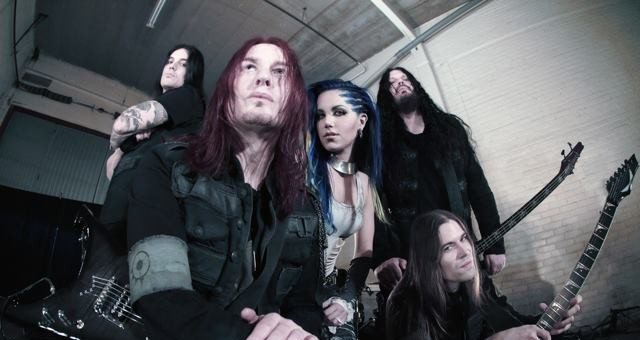 Arch Enemy in 013