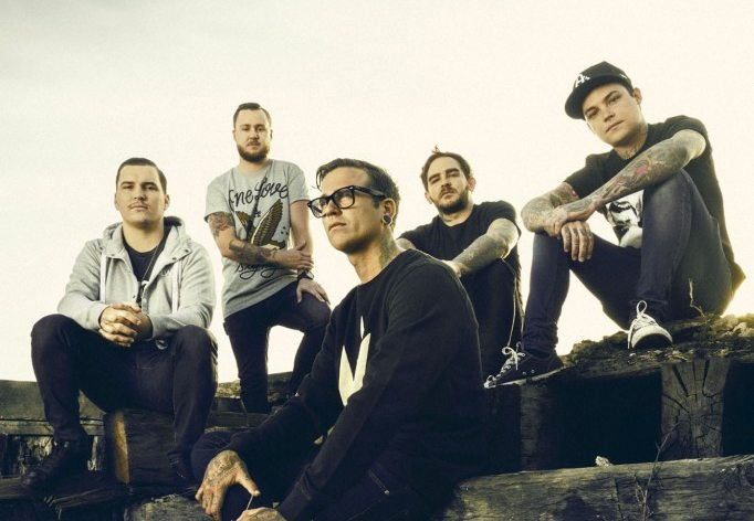 Impericon Never Say Die! tour met The Amity Affliction naar Haarlem