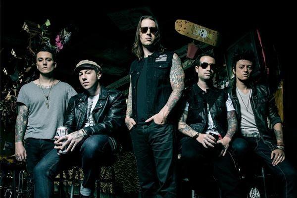 Avenged Sevenfold streamt optreden