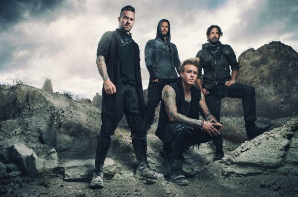 Papa Roach en Five Finger Death Punch naar Amsterdam