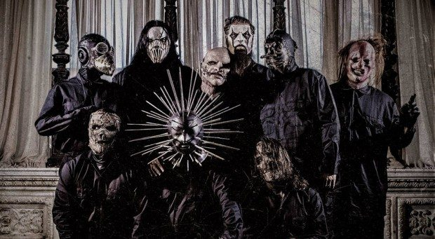 Nieuwe live video Slipknot - DutchScene Paramore Afas Live