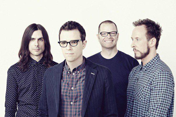Nieuwe videoclip van Weezer