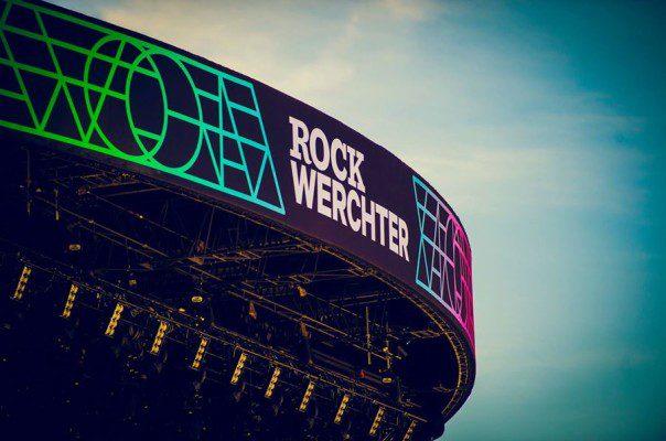 Nieuwe namen voor Rock Werchter