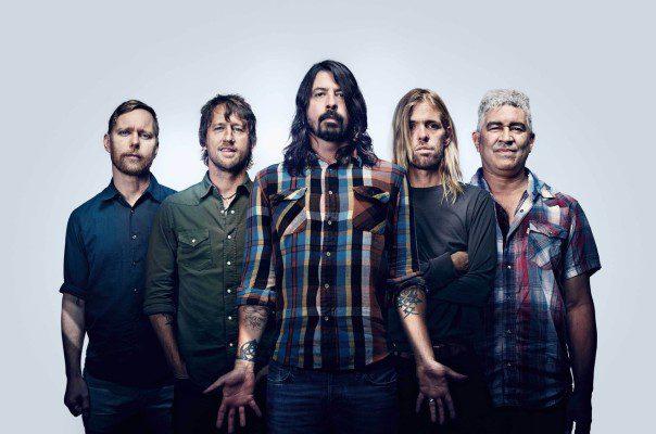 Foo Fighters gitarist over pauze