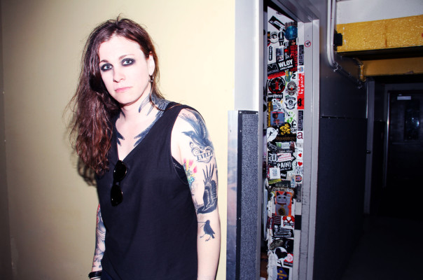 Laura Jane Grace in videogame
