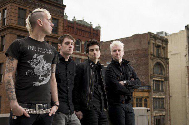Anti-Flag – American Spring