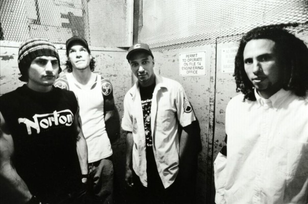 Rage Against The Machine komt met live DVD