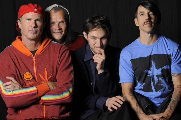 Red Hot Chili Peppers kondigt single aan
