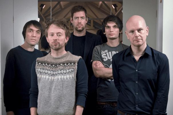 Radiohead deelt nieuw nummer