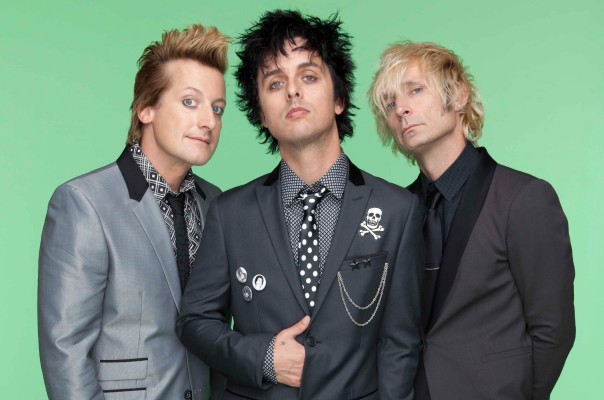 Green Day plaatst documentaire trailer