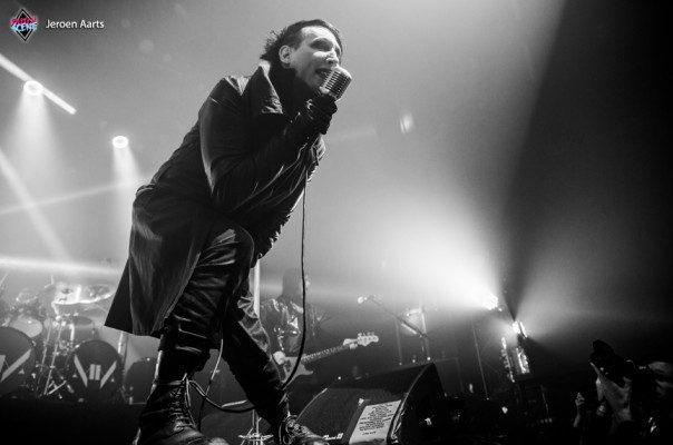 Marilyn Manson keert terug naar Nederland