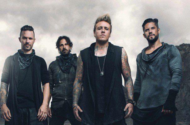 Papa Roach heeft een nieuw nummer uitgebracht