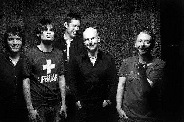 Radiohead deelt clipjes op Instagram
