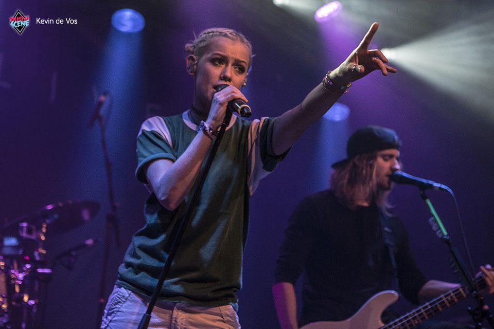 Tonight Alive in de Melkweg - DutchScene Paramore Nederland