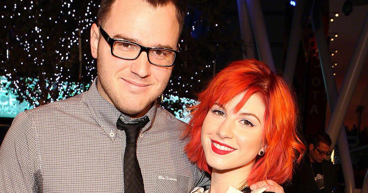 Hayley Williams en Chad Gilbert delen trouwfoto's - DutchScene Paramore Nederland