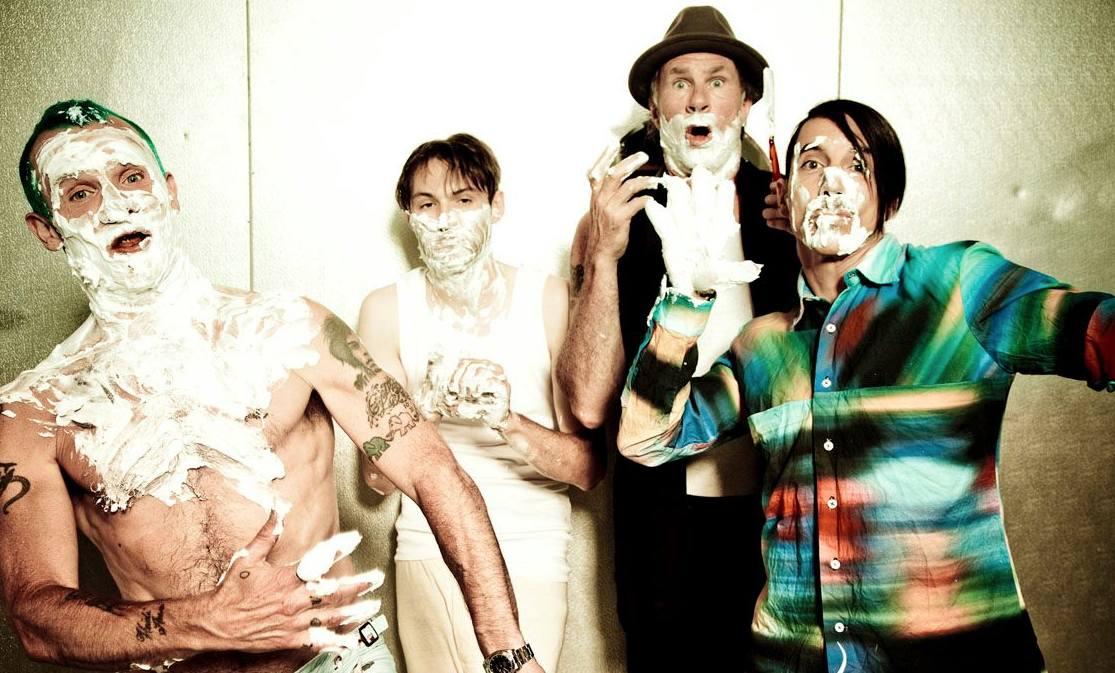 Nieuwe video Red Hot Chili Peppers - DutchScene Paramore Nederland