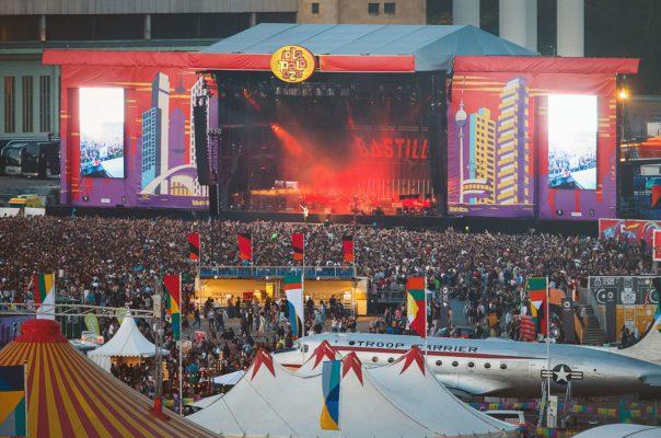 Tijdschema Lollapalooza Berlijn online