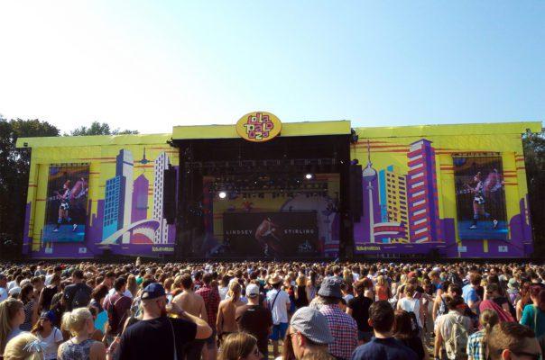 Festivalverslag: Lollapalooza Berlijn 2016