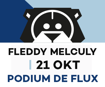 Fleddy Melculy - Podium de Flux