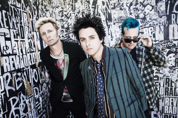 "Green Day deelt lyric-video voor ""Say Goodbye"""