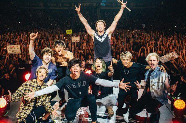 5 Seconds Of Summer en One OK Rock bundelen hun krachten