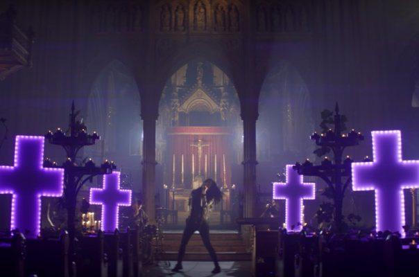 Creeper heeft een sinistere videoclip uitgebracht