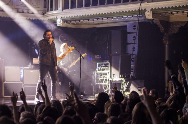 You Me At Six in Paradiso