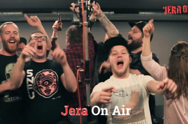 Jera On Air lanceert anthem met leden van o.a. Call It Off, The 101's en For I Am King