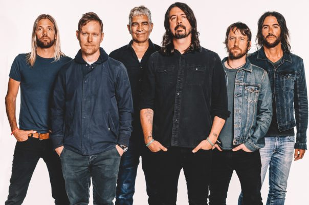 Foo Fighters – Concrete & Gold