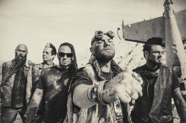 Five Finger Death Punch, In Flames en Of Mice & Men in de AFAS Live