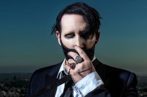 Marilyn Manson naar Haarlem